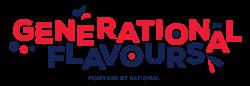 Generational Flavours | Heb jij smaak? Logo